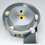 Pizza Dough Rounder from IFEA