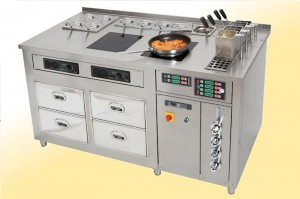 Pasta Cooking Station 1