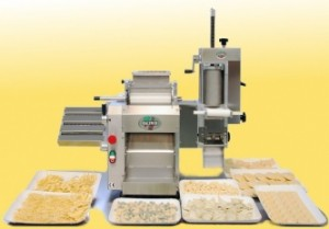 sheeter based pasta machine