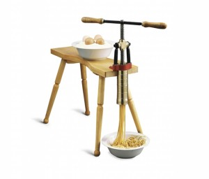 Bigolaro Pasta Maker From IFEA