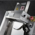 Friul safety dough chute